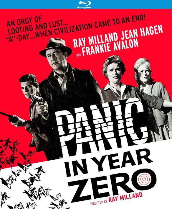 Panic in Year Zero [Blu-ray] [1962] 30487304