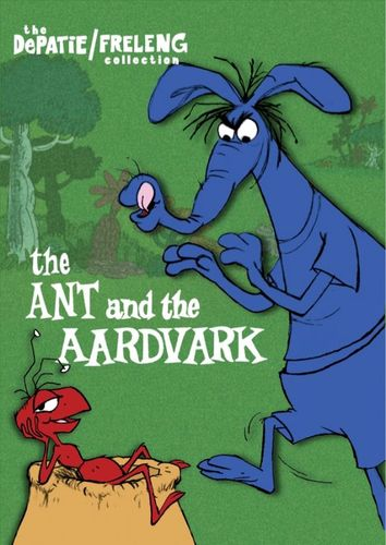 The DePatie-Freleng Collection: The Ant and the Aardvark [DVD] 30487377