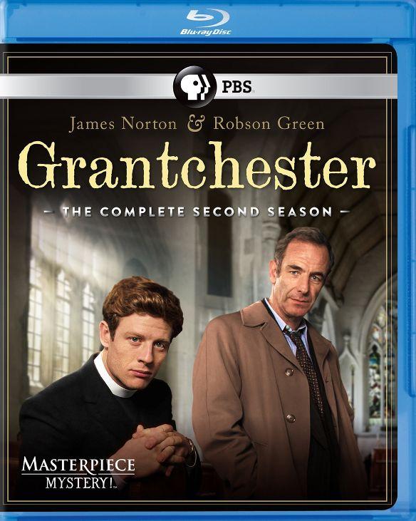 Masterpiece Mystery!: Grantchester: Season 2 [Blu-ray] 30488217