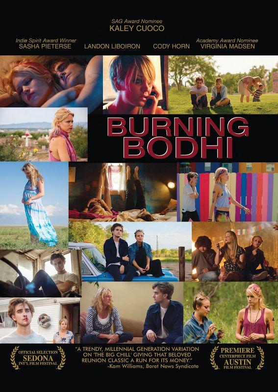 Burning Bodhi [DVD] [2015] 30502151