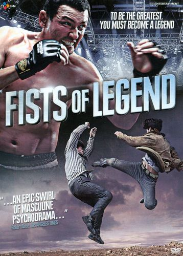 Fists of Legend [DVD] [2013] 3050228
