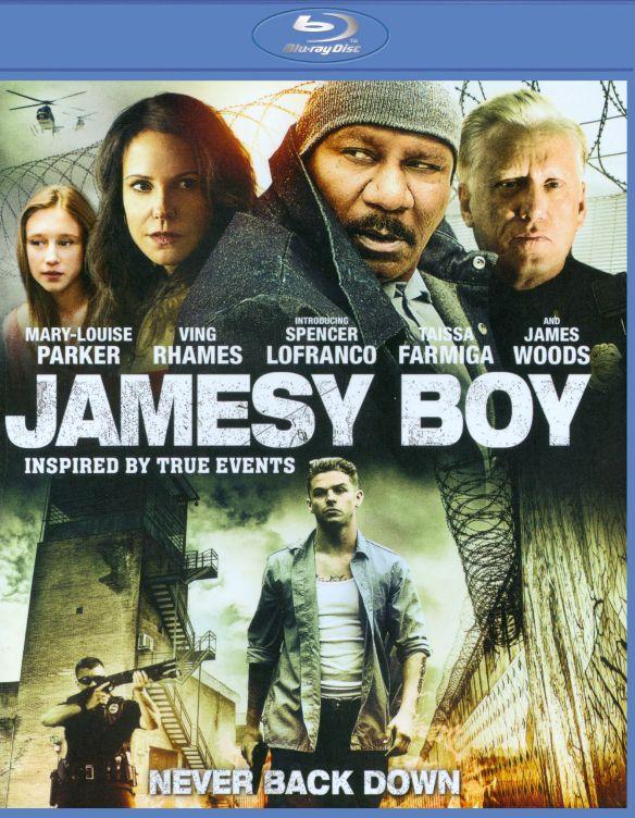 Jamesy Boy [Blu-ray] [2013] 3050237