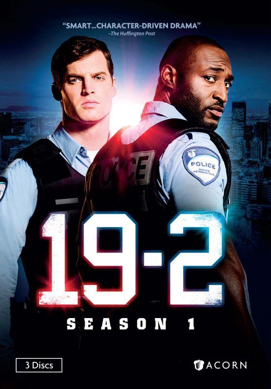 19-2: Season 1 [3 Discs] [DVD]