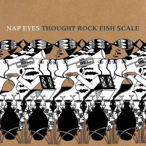 Thought Rock Fish Scale...
