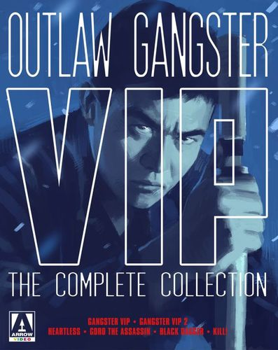 Outlaw: Gangster VIP: The Complete Collection [Blu-ray/DVD] [6 Discs] 30522336