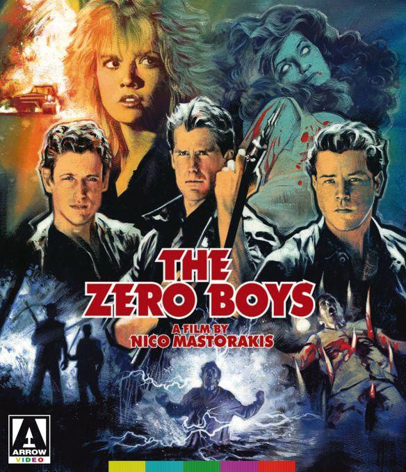 The Zero Boys [Blu-ray/DVD] [2 Discs] [1986] 30522345