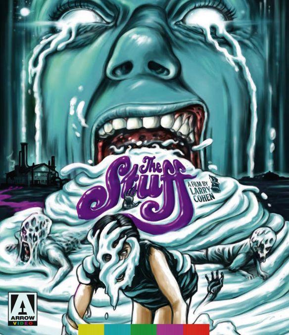 The Stuff [Blu-ray] [1985] 30522372