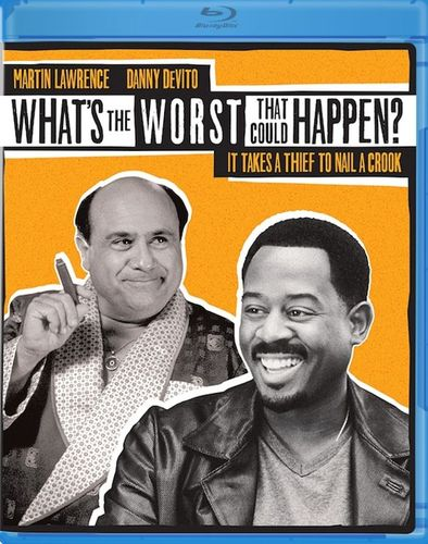 What's the Worst That Could Happen? [Blu-ray] [2001] 30538866