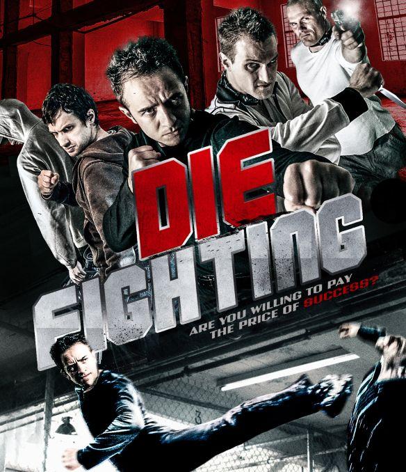 Die Fighting [Blu-ray] [2014] 30549253