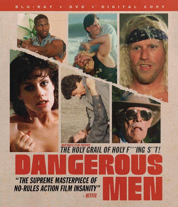 Dangerous Men [Blu-ray/DVD] [2 Discs] [2005] 30549321