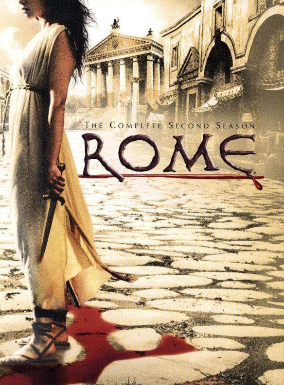 Rome: The Complete Second Season [5 Discs] [DVD] 3055012