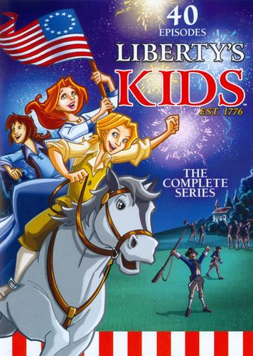 Liberty's Kids: The Complete Series [4 Discs] [DVD] 3055424
