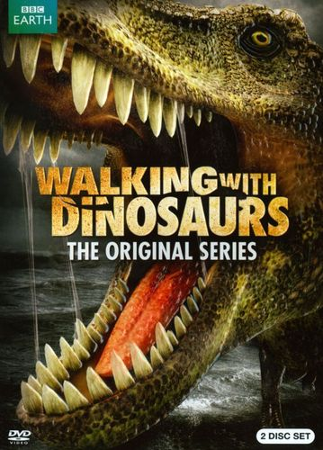 Walking with Dinosaurs [2 Discs] [DVD] 3055577