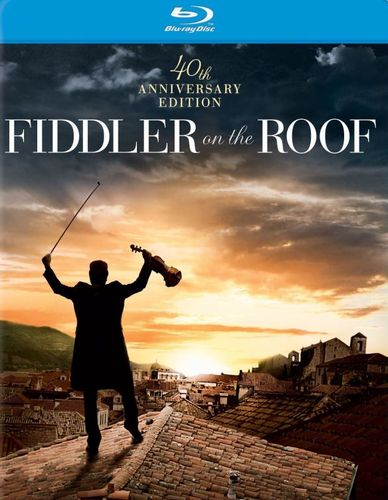 Fiddler on the Roof [Blu-ray] [1971] 3056075