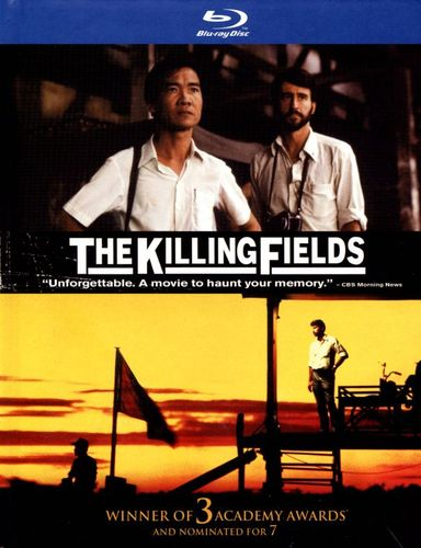 The Killing Fields [30th Anniversary] [DigiBook] [Blu-ray] [1984] 3056093