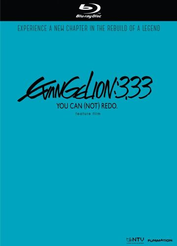 Evangelion 3.33: You Can (Not) Redo [2 Discs] [Blu-ray] 3057083