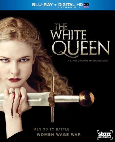 The White Queen [3 Discs] [Includes Digital Copy] [UltraViolet] [Blu-ray] 3057143