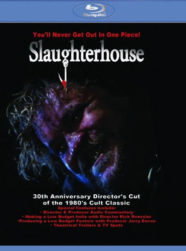 Slaughterhouse [30th Anniversary Director's Cut] [Blu-ray] [1987] 30583073