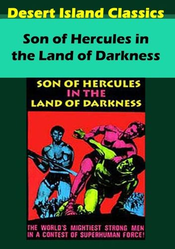 Son of Hercules in the Land of Darkness [DVD] [1963] 30594591