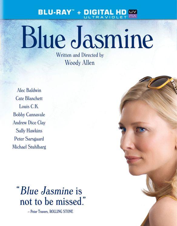 Blue Jasmine [Includes Digital Copy] [UltraViolet] [Blu-ray] [2013] 3060035