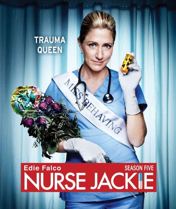 Nurse Jackie: Season Five [3 Discs] [DVD] 3060053