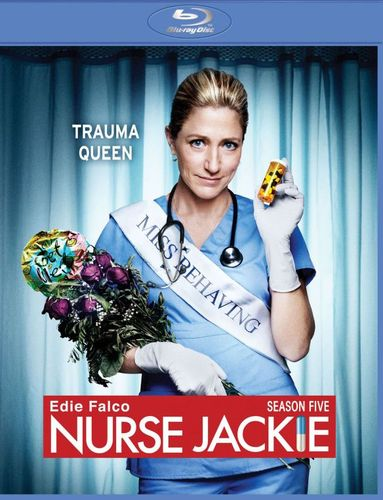 Nurse Jackie: Season Five [2 Discs] [Blu-ray] 3060062