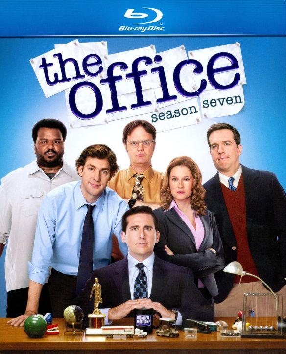 The Office: Season Seven [4 Discs] [Blu-ray] 3060066