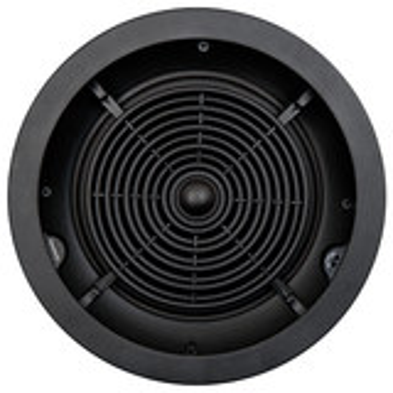 "SpeakerCraft Profile CRS6 Two 6-1/2"" In-Ceiling Speaker (Each) Black ASM56602"