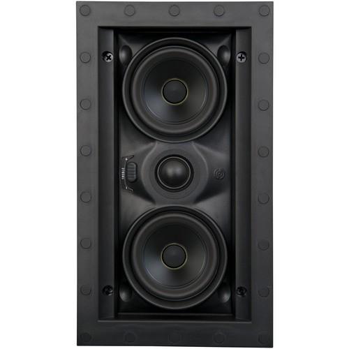 SpeakerCraft - Profile 60 W Speaker - Pack of 1 - black