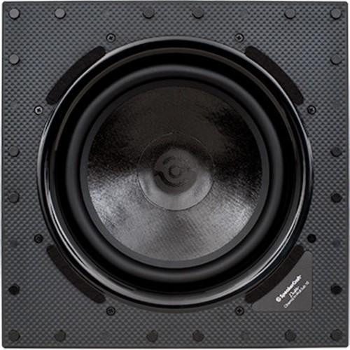 SpeakerCraft - Profile 250 W Speaker - Pack of 1 - Black