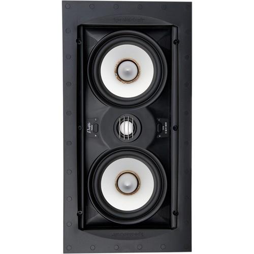 SpeakerCraft - 100 W Speaker - Black