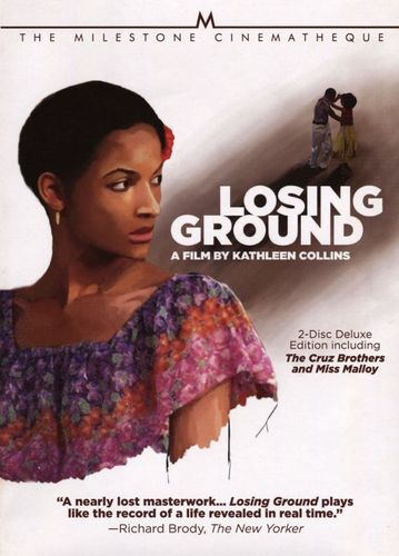 Losing Ground [Deluxe Edition] [2 Discs] [DVD] [1982] 30614522
