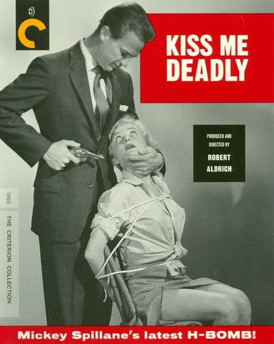 Kiss Me Deadly [Criterion Collection] [Blu-ray] [1955] 3065052