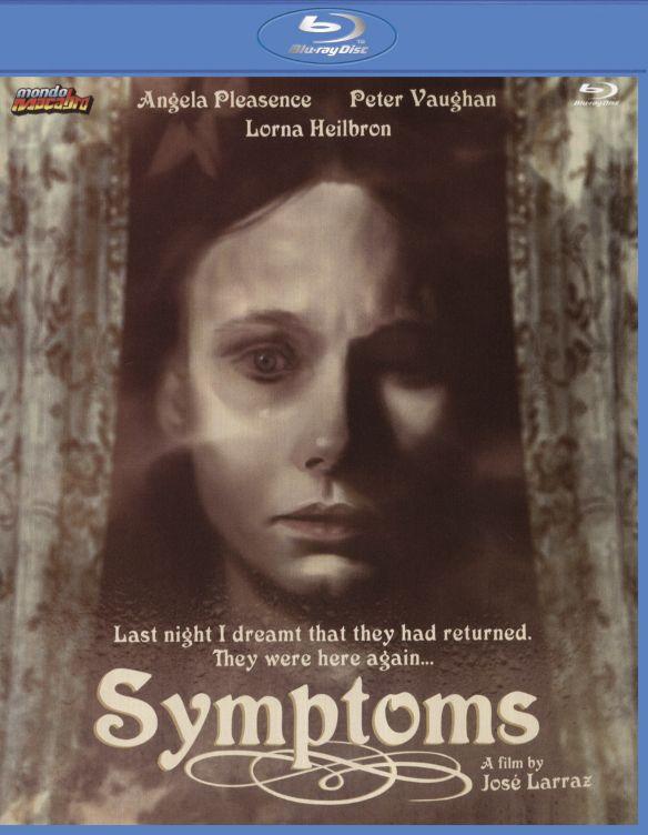 Symptoms [Blu-ray] [1974] 30679479