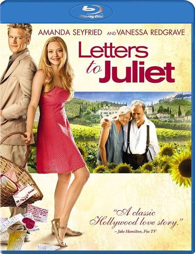 Letters to Juliet [Blu-ray] [2010] 30706146