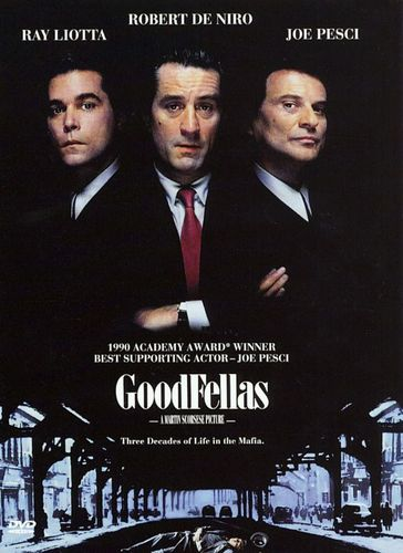 GoodFellas [DVD] [1990]...