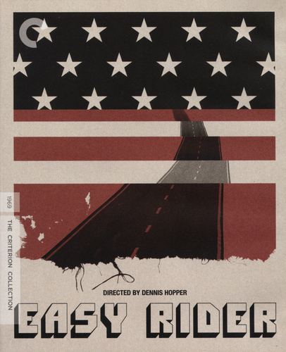 Easy Rider [Criterion Collection] [Blu-ray] [1969] 30713214