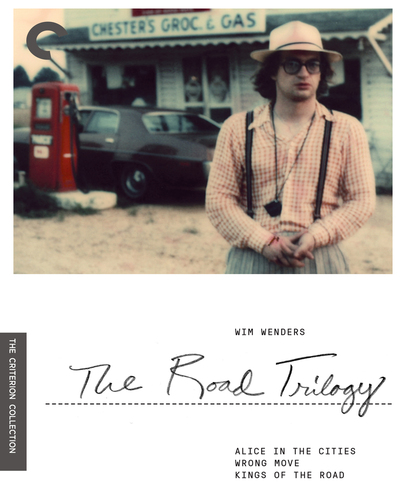 Wim Wenders: The Road Trilogy [Criterion Collection] [Blu-ray] 30713346