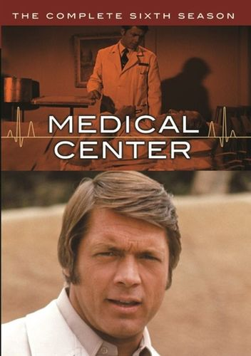 Medical Center: The Complete Sixth Season [6 Discs] [DVD] 30724456