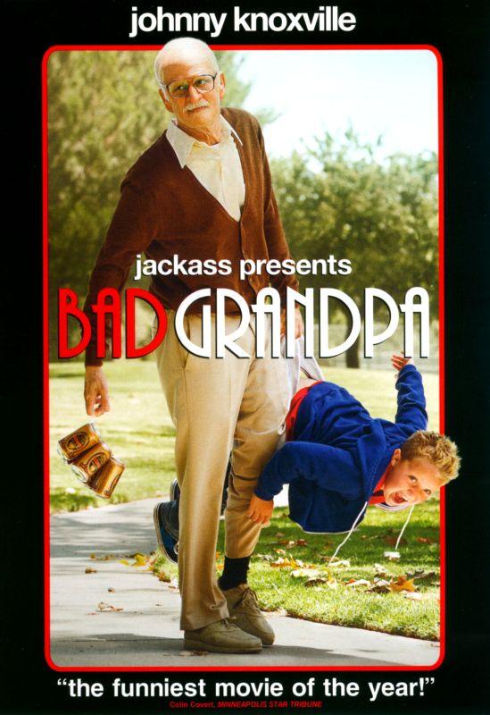 Jackass Presents: Bad Grandpa [DVD] [2013] 3074004