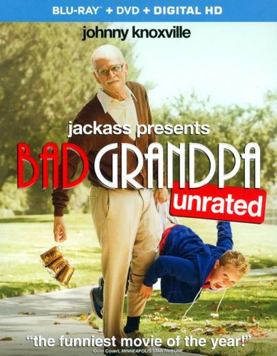 Jackass Presents: Bad Grandpa [Blu-ray] [2013] 3074013