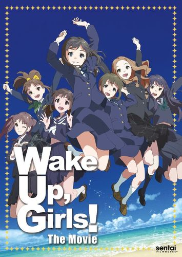 Wake Up, Girls! The Movie [DVD] [2016] 30750212