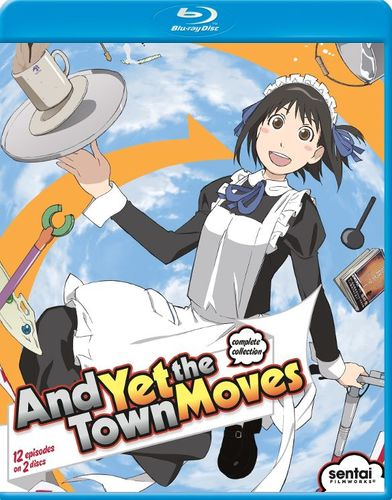 And Yet the Town Moves: Complete Collection [Blu-ray] 30750249