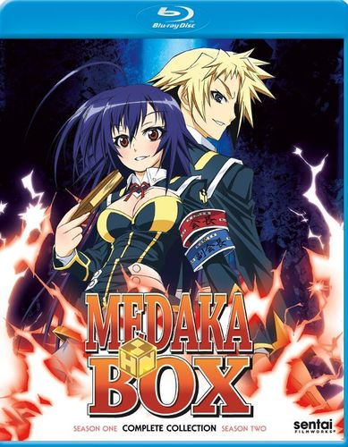 Medaka Box: Complete Collection [Blu-ray] [3 Discs] 30750335