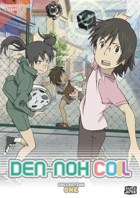 Den-Noh Coil: Collection One [3 Discs] [DVD] 30750371