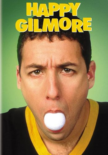 Happy Gilmore [DVD] [1996] 30767288