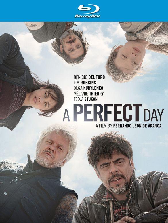 A Perfect Day [Blu-ray] [English] [2015] 30767632