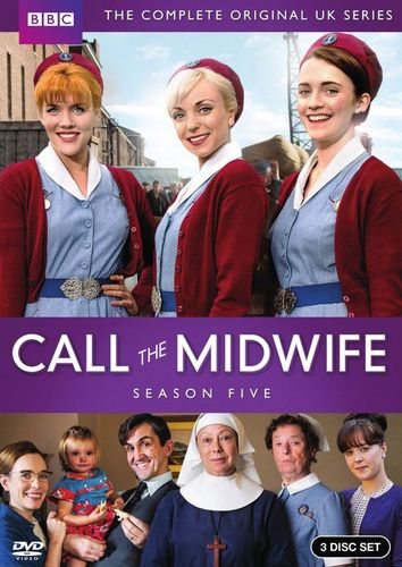 Call the Midwife: Season 5 [DVD] 30775516