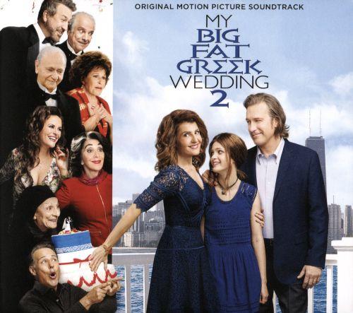My Big Fat Greek Wedding 2 [Original Motion Picture Soundtrack] [CD] 30775561