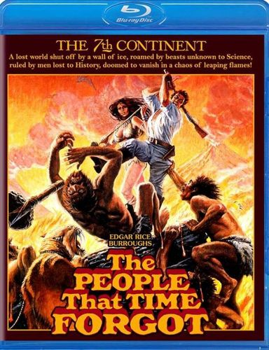 The People That Time Forgot [Blu-ray] [1977] 30785175